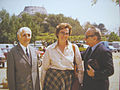 Gerasimos Chitiris, Nika Trimeri and Georgios Carter.jpg