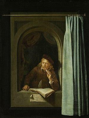 Fijnschilder - Image: Gerrit Dou Self Portrait
