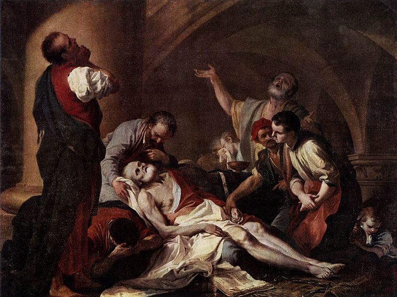 File:Giambettino Cignaroli - The Death of Socrates - WGA04876.jpg