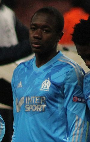 Giannelli Imbula - Imbula with Marseille in 2013