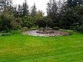 Giant sundial, Attadale Gardens - geograph.org.uk - 1479667.jpg