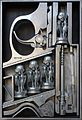 Giger sculpture outside Museum at Gruyere - panoramio.jpg