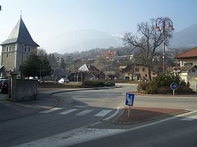 Gilly-sur-Isère