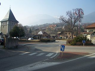 Gilly-sur-Isère Commune in Auvergne-Rhône-Alpes, France