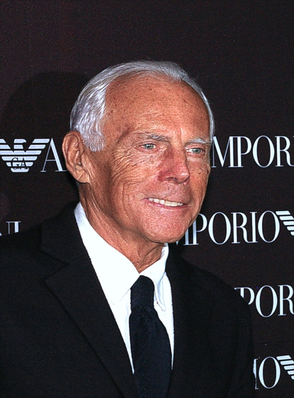 GiorgioArmani