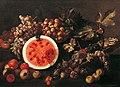 Giovan Battista Recco - Natura morta con frutta.jpg