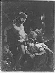 Rettung des hl. Sebastian durch Irene