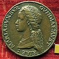 Giovanni candida, medaglia di maria di borgogna (sx) e massimiliano I d'austria.JPG