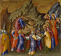 Giovanni di Paolo - The Entombment - Walters 37489D.jpg
