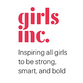 Girls, Inc. - Image: Girls Inc Logo and Tagline