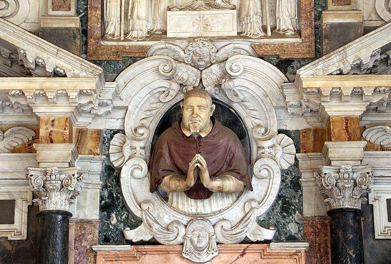 File:Girolamo rainaldi, monumento del cardinale Paolo Emilio Sfondrati, m. 1618, 03 busto.jpg