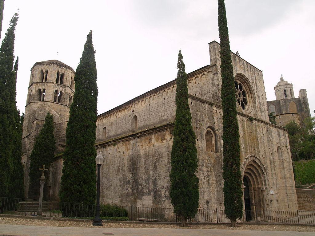Girona - Sant Pere de Galligants v.1130 (4)