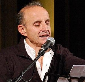Giuseppe Cederna - Cederna in 2009