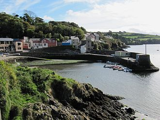 Glandore - Glandore Harbour