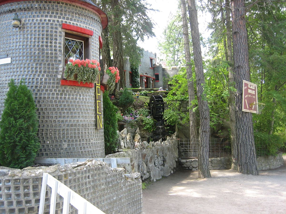 Glass House British Columbia Wikipedia