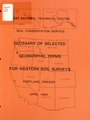 Glossary of selected geomorphic terms for western soil surveys (IA CAT10668090).pdf