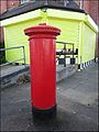 Gloucester ... the convergence of red and yellow - GL1 42. - Flickr - BazzaDaRambler.jpg