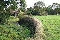 Gog Brook near Leafield Farm, Warwick - geograph.org.uk - 1520472.jpg
