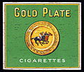 Gold Plate cigarettes pack, pic3.JPG