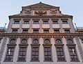 Goldener Saal durch die Fenster des Rathauses der Stadt Augsburg.jpg