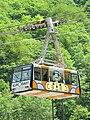 Gondola of Daisetsuzan Sounkyo Kurodake Ropeway.jpg