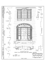 Googan House, Rutland, Rutland County, VT HABS VT,11-RUT,2- (sheet 7 of 17).png