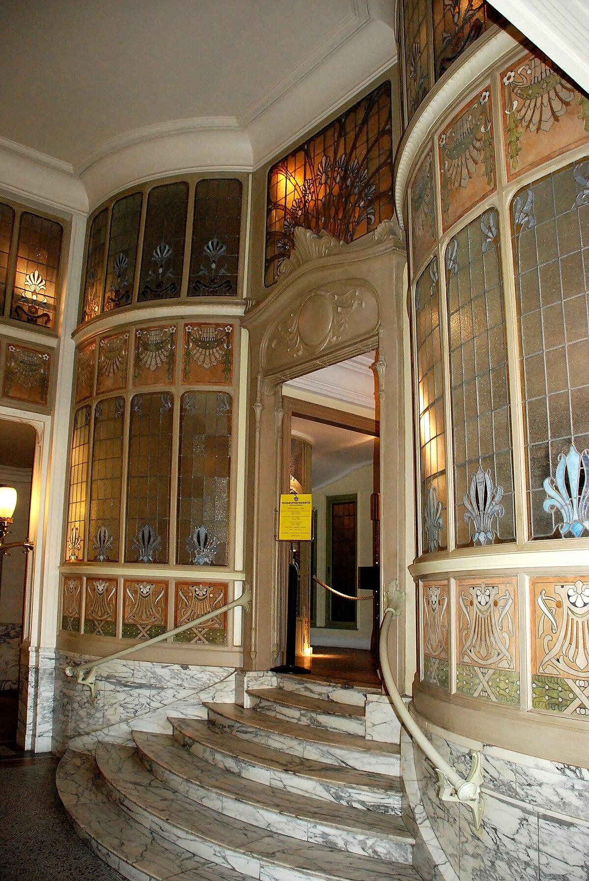 L on govaerts wikip dia for Architecte interieur bruxelles