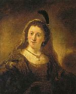 Govert Flinck - Portrait of Saskia.jpg