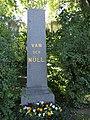 Grab von Eduard van der Nüll auf dem Wiener Zentralfriedhof.JPG