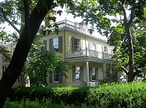 Upper East Side - Gracie Mansion, last of the East River villas