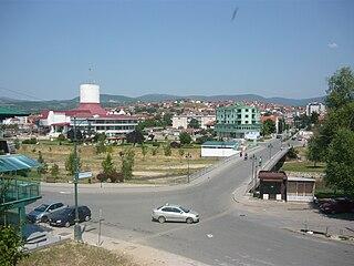 Delčevo Place in Eastern, North Macedonia
