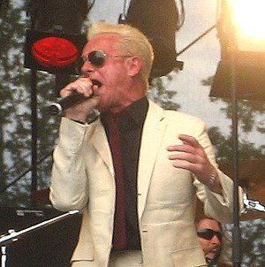 Rainbow (rock band) - Graham Bonnet in 2008