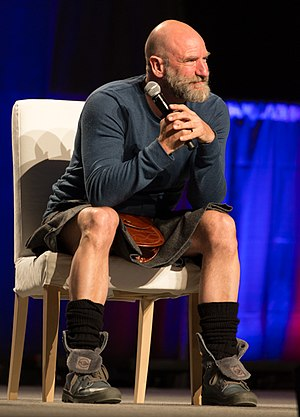Graham McTavish - Graham McTavish listens to an audience question during his panel at the Calgary Expo 2015.