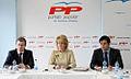 Granados, Aguirre, y Juárez - Comité de Dirección de PP Madrid en Collado Villalba.jpg