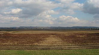 Brazeau Township, Perry County, Missouri - Fields on Grand Tower Island