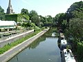 Grand Union Canal - Regents Park, NW1 - geograph.org.uk - 844173.jpg