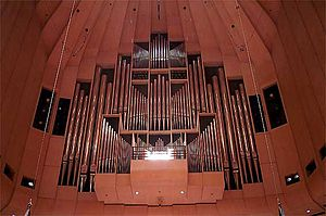 Sydney Opera House Grand Organ - The Grand Organ