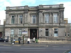 Grangemouth Town Hall - geograph.org.uk - 542570