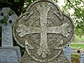 Grave Detail, Tullylease Church, North Cork..JPG