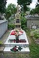 Grave of Adam Pytel at Central Cemetery in Sanok (2020)e.jpg