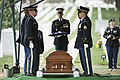 Graveside service for U.S. Army Air Forces 2nd Lt. Marvin B. Rothman at Arlington National Cemetery (34282440185).jpg