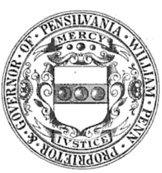 Province of Pennsylvania - Image: Great seal province of pennsylvania