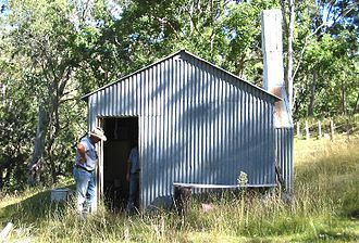 Oxley Wild Rivers National Park - Green Gully Hut