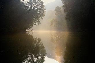 Green River (Kentucky) - Green River near Mammoth Cave National Park