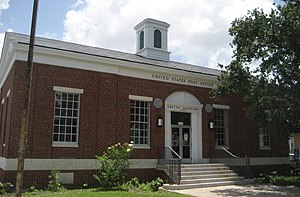 Gretna, Louisiana - Gretna Post Office