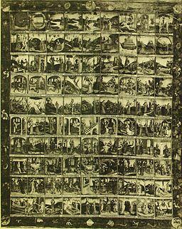 Großes Zittauer Fastentuch 1472