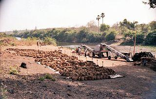 Mining industry of Senegal