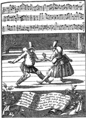 Grotesque dance - Image: Grotesque Dancers