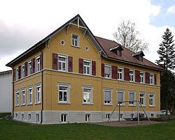Altbau der Grundschule Bermatingen