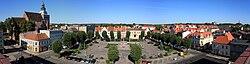 Gryfice plac Zwyciestwa panorama 2008-07.jpg